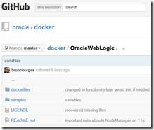 WebLogic on Docker by Bruno Borges | Oracle WebLogic Partner