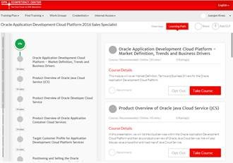 Oracle Application Development Cloud Platform