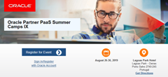 PaaS Summer Camp 2019