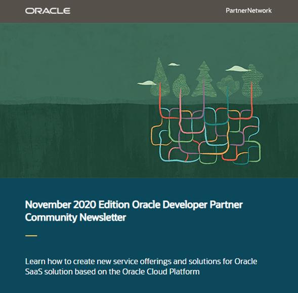 Developer Newsletter November small 2020