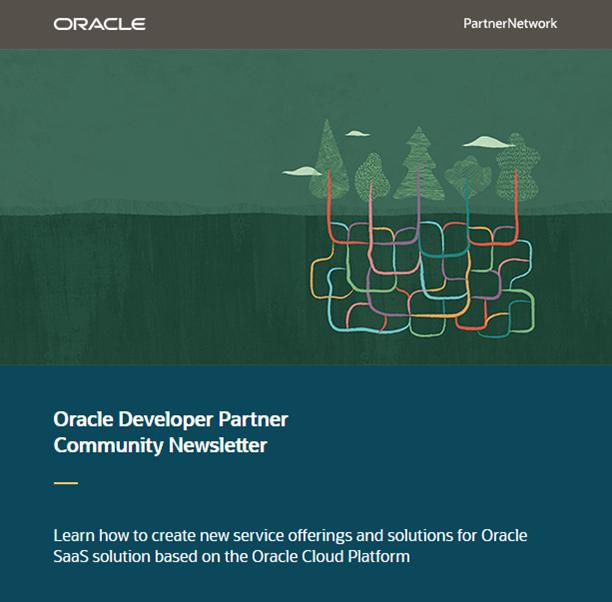 Logo Developer Newsletter 2021